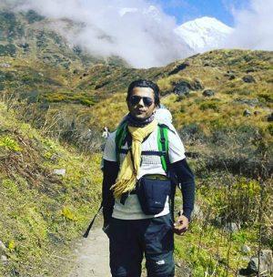 Anjan Adhikari