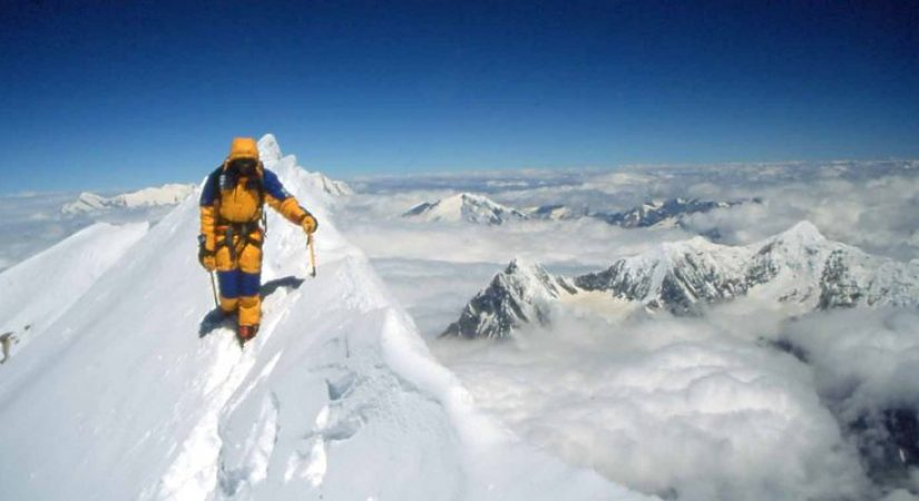 Successful summit of Mount Annapurna I