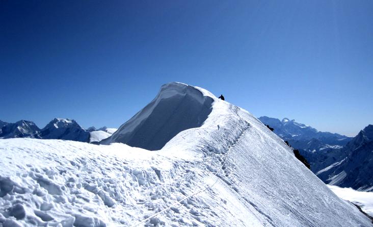 Chulu Far East Peak