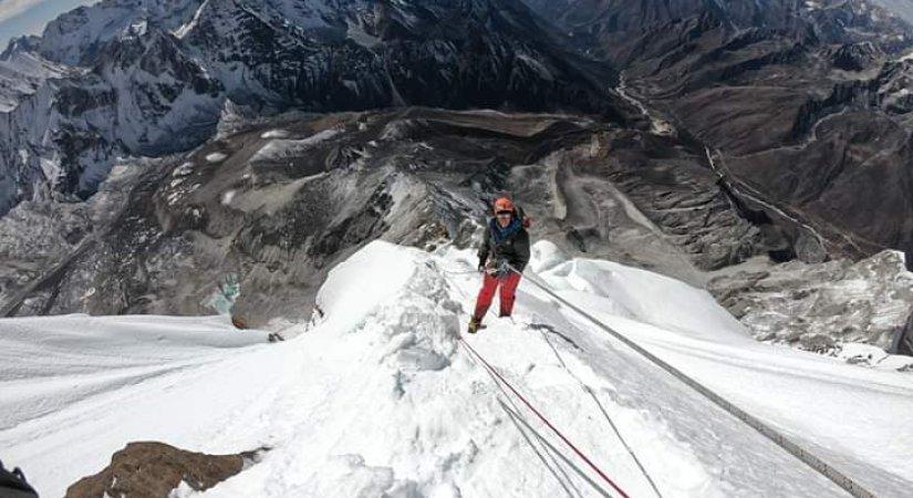 Amadablam Expedition and Island Peak Climbing