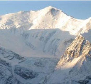 Gangapurna Mountain