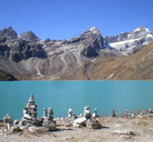 Gokyo Lake | Phari Laptsa Peak