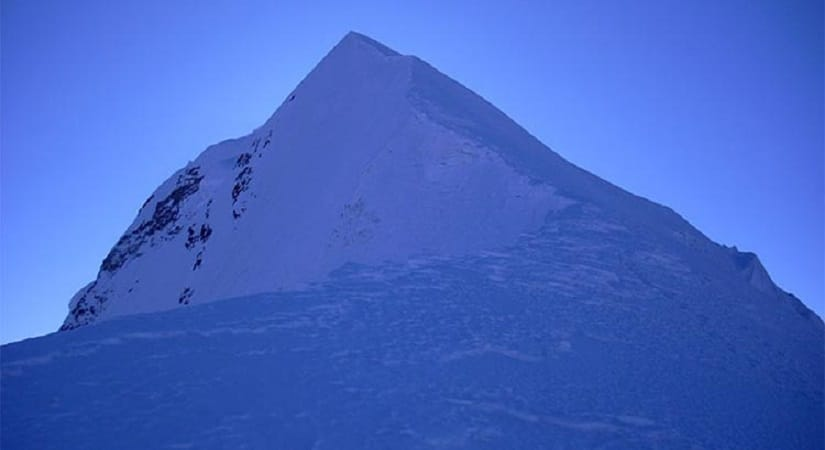 Mount Kang Guru (6981m/22897ft)