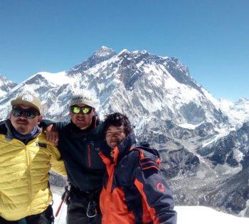 Mera Peak Amphu Lapcha La Pass Trek
