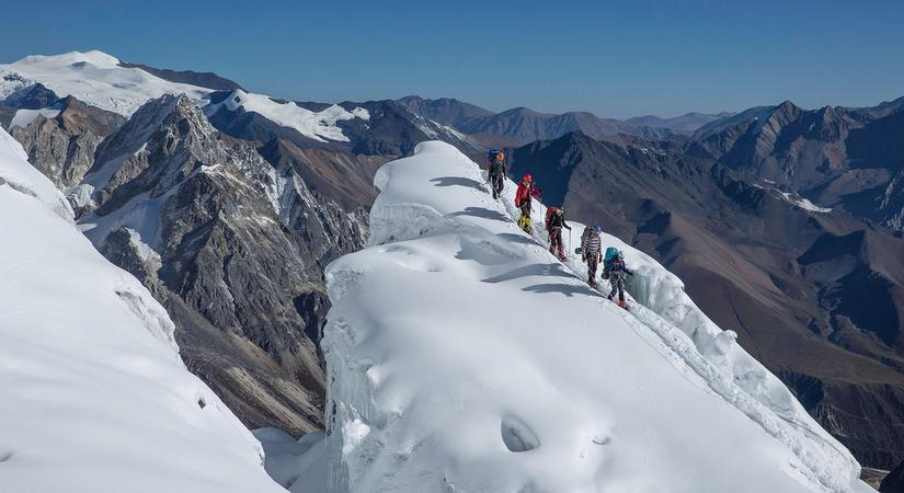 Mt. Manaslu Summit