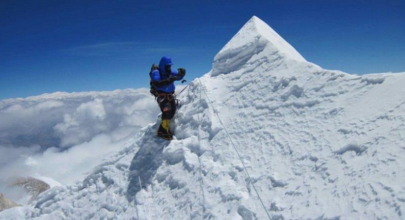 On Summitting Makalu