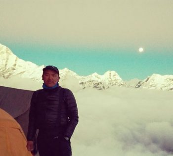 Three Peaks Climbing Pokalde, Island & Lobuche - Peak Climbing Nepal