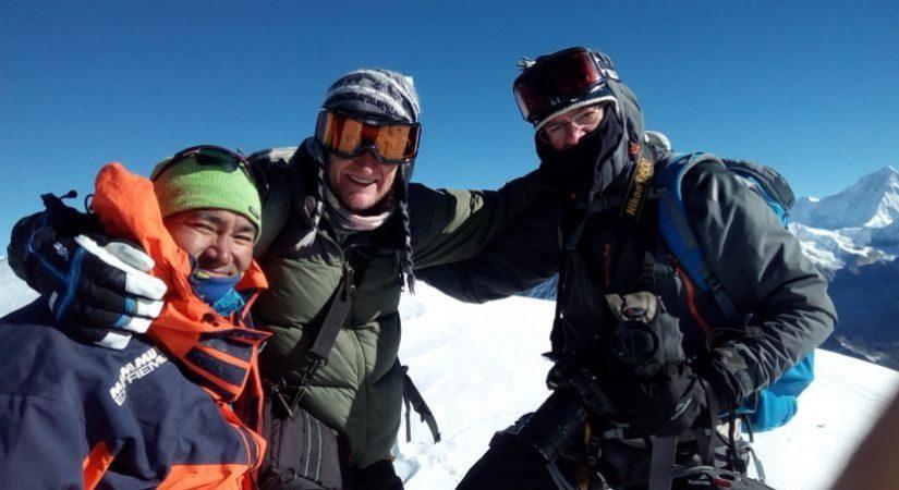 Mera Peak Climbing Cost and Itinerary