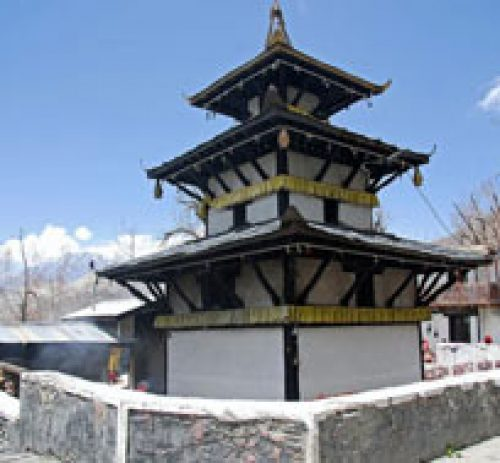 Chulu West Peak | Muktinath Temple