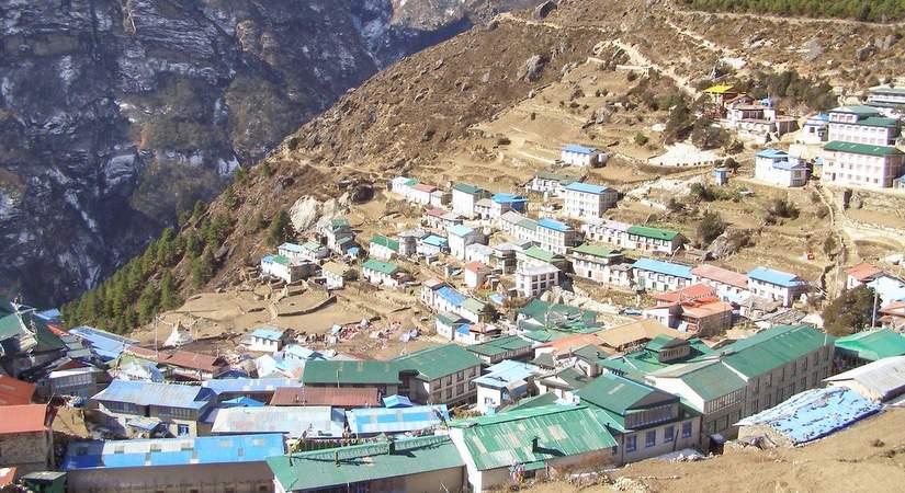 Namche Bazaar - Sherpa Kingdom