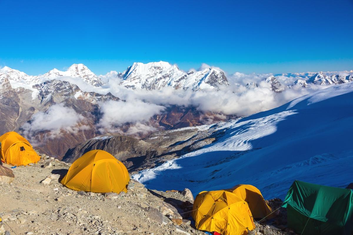 Mera Peak Amphu Lapcha La Pass