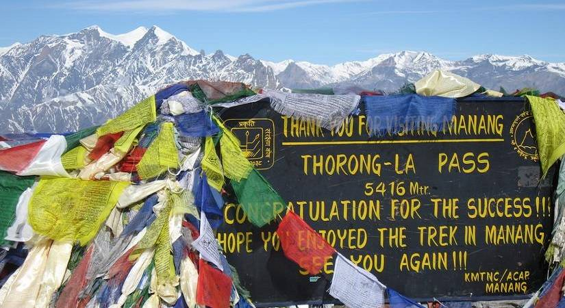 Thorong-La Pass