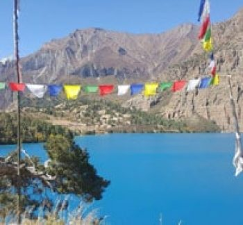 Upper Dolpo - Shey Phoksundo Lake | Kanjirowa