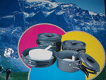 Cooking Pot and Kitchen Equipments