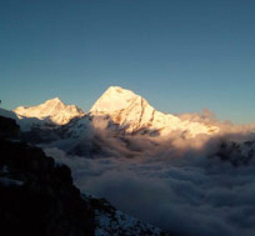 Mount Dorje Lakpa Peak