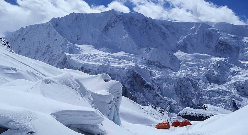 Himlung Himal High Camp I