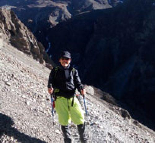 Kwangde Peak