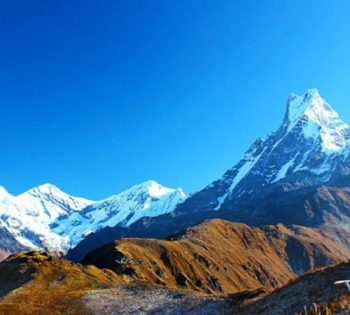 Mardi Himal Peak Climbing -Mt. Fishtail
