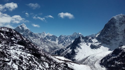 Island and Mera Peak Climbing with Gokyo EBC