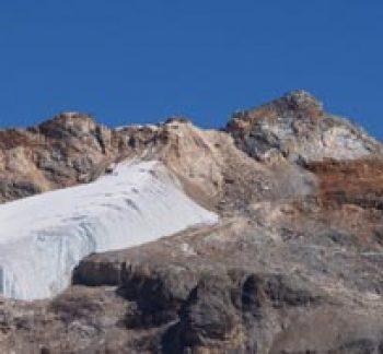 Yala Peak at summer season