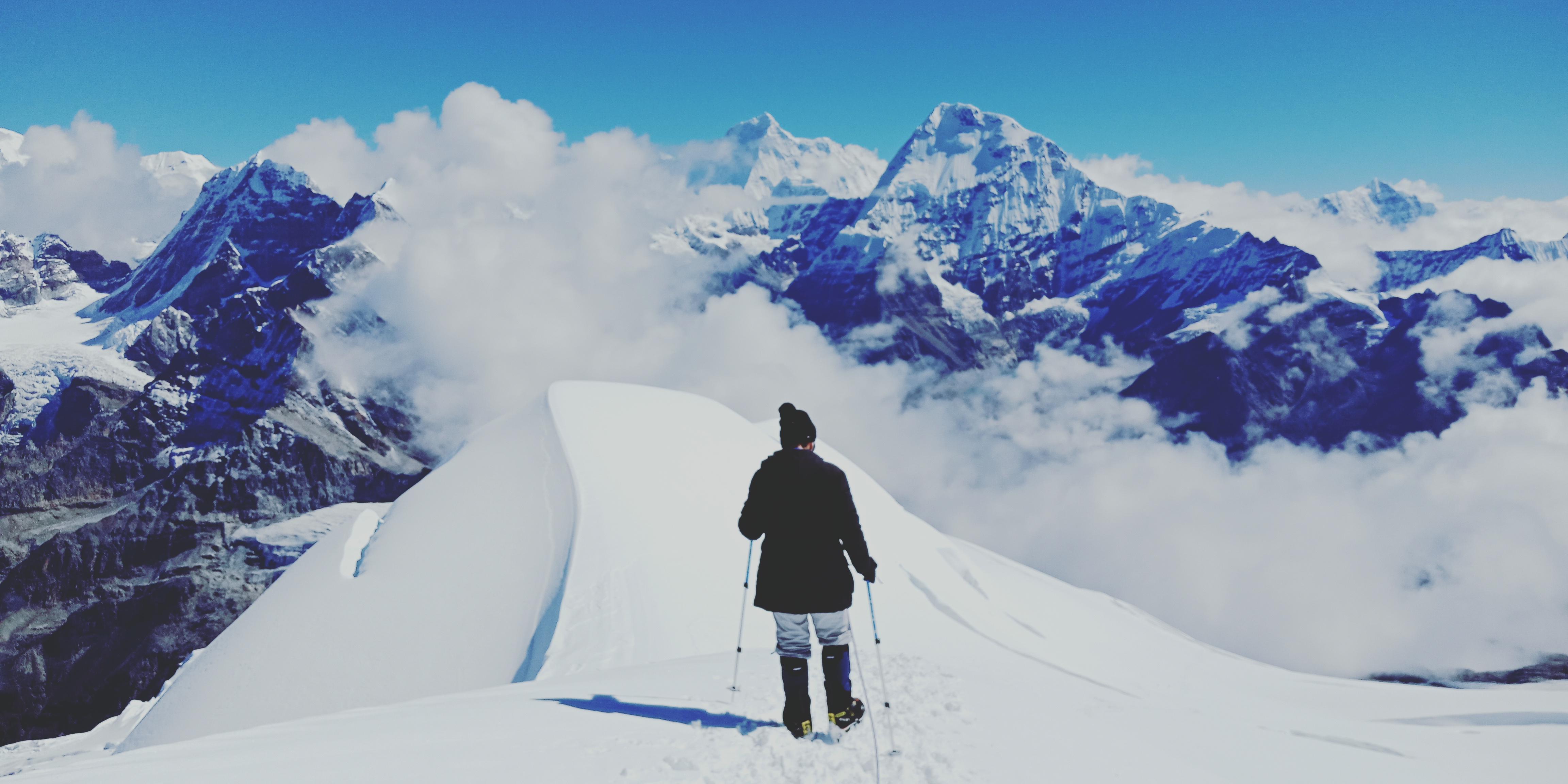 Mera Peak Climbing Summit