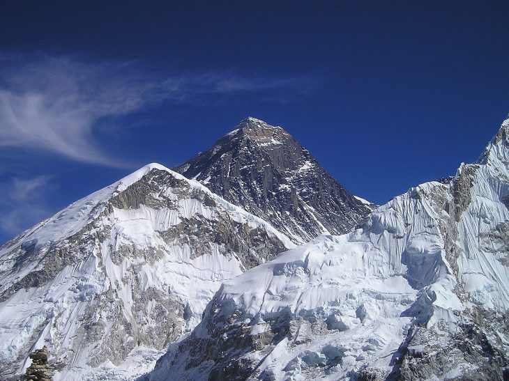 Where is Mount Everest Situated in Nepal?