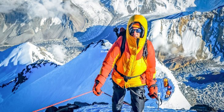 How to Prepare for Island Peak Climbing?