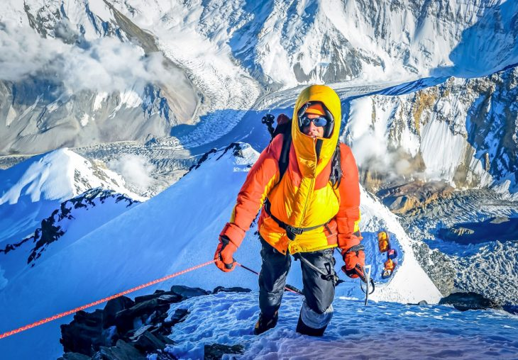 How to Prepare for Island Peak Climbing?
