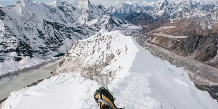 Island Peak Climbing Cost