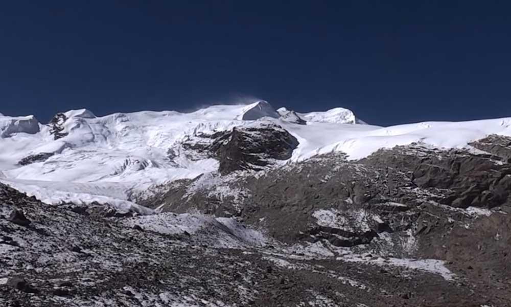 Mera Peak Climbing Permit