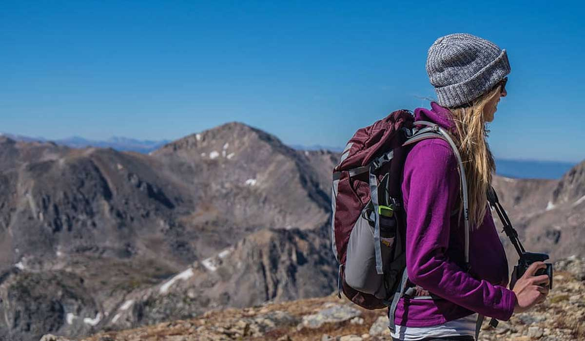 Climbing Backpack