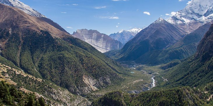 Pisang Peak Climbing Cost