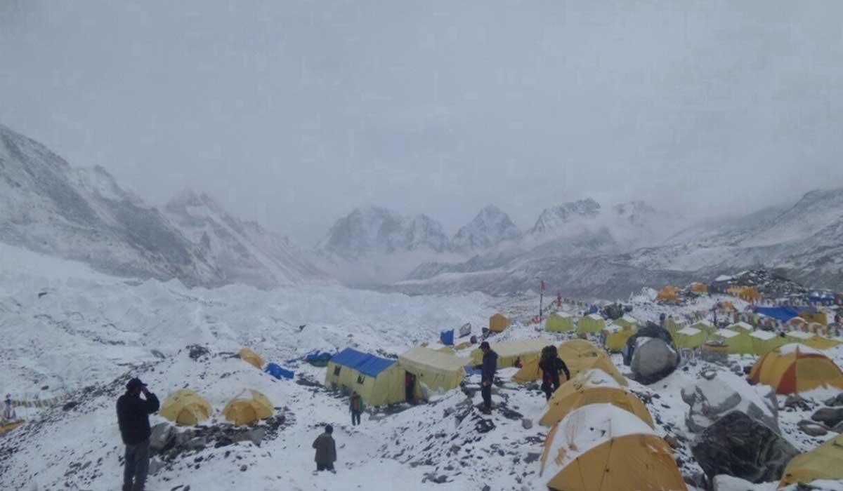 Everest Base Camp to Summit