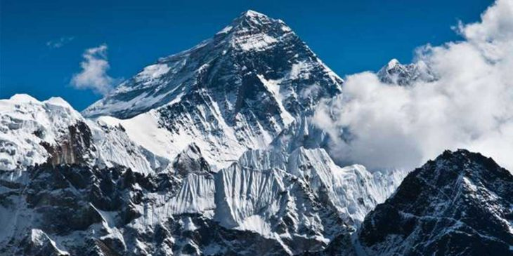 How Tall is Mount Everest?