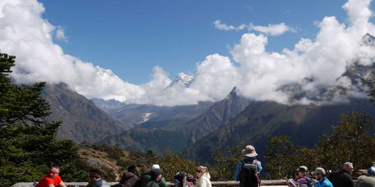 Mount Everest Temperature