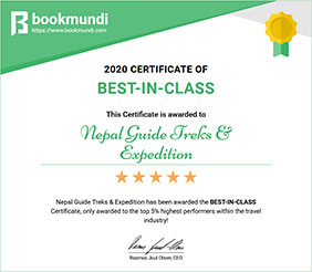 Bookmundi - Awards and Recognition 2020