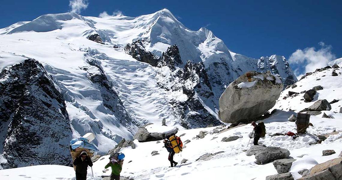 Mera Peak Route 1