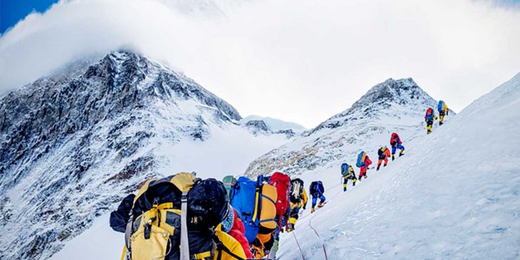 How To Train For Climbing Mt Everest