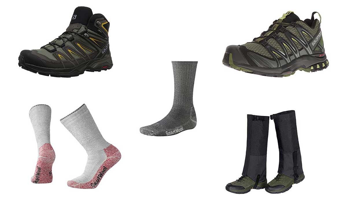 Ama Dablam Equipment List Footwear