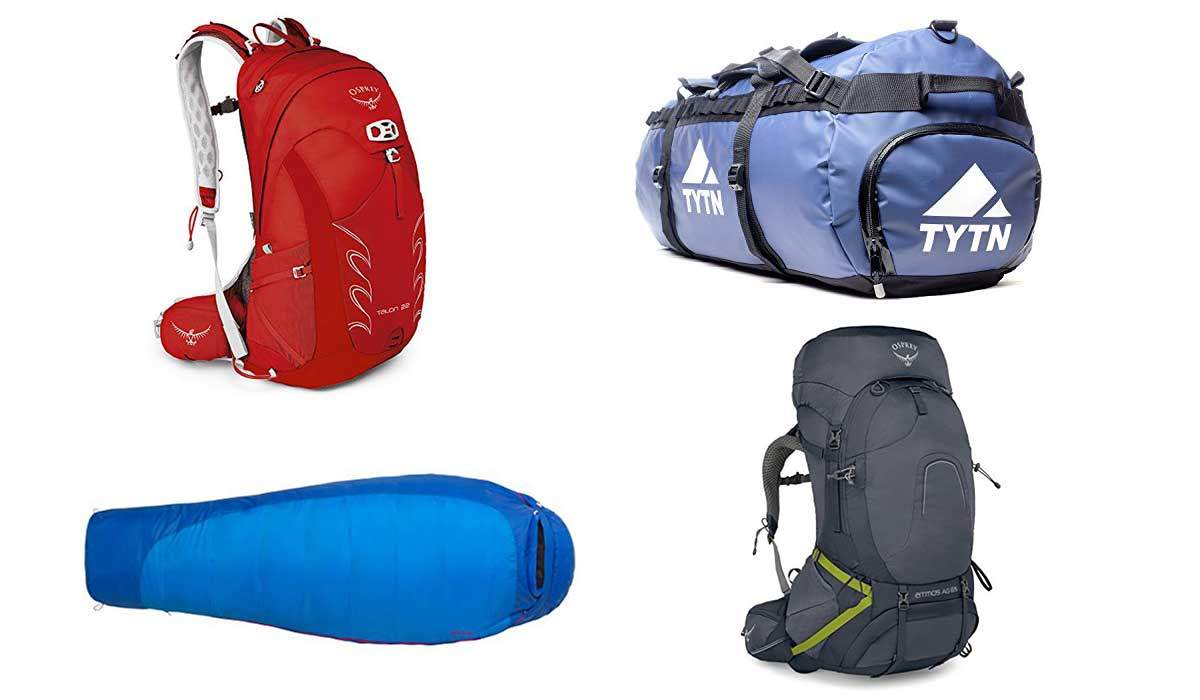 Bag and Backpacks Climbing Gear AMa Dablam