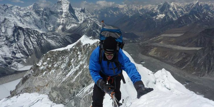 Permits Required for Island Peak Climbing