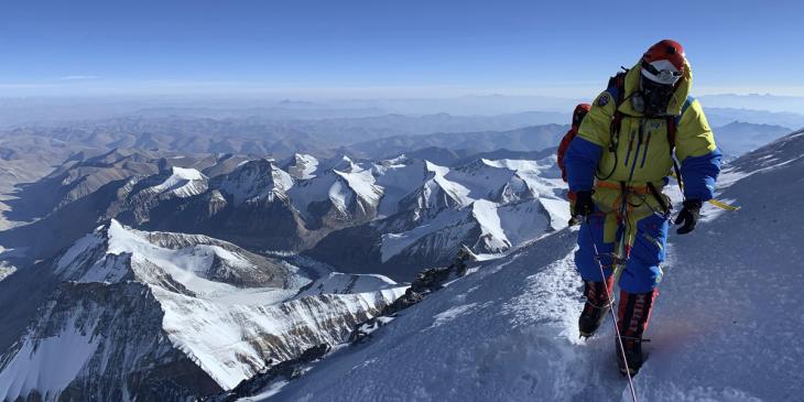 Everest Climbing Season