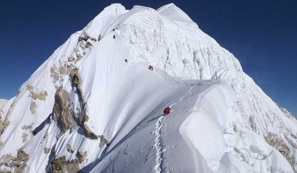 How Difficult is Himlung Himal Expedition?