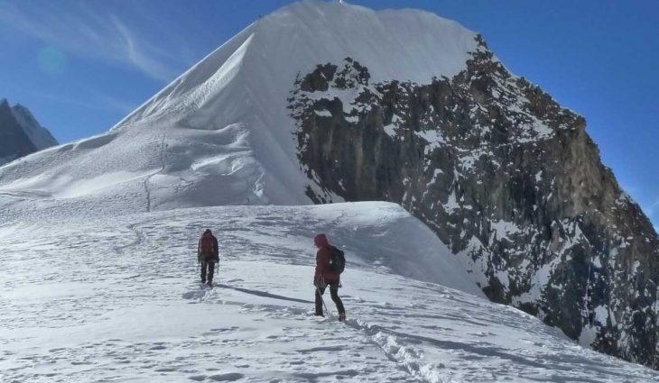 Tent Peak Difficulty